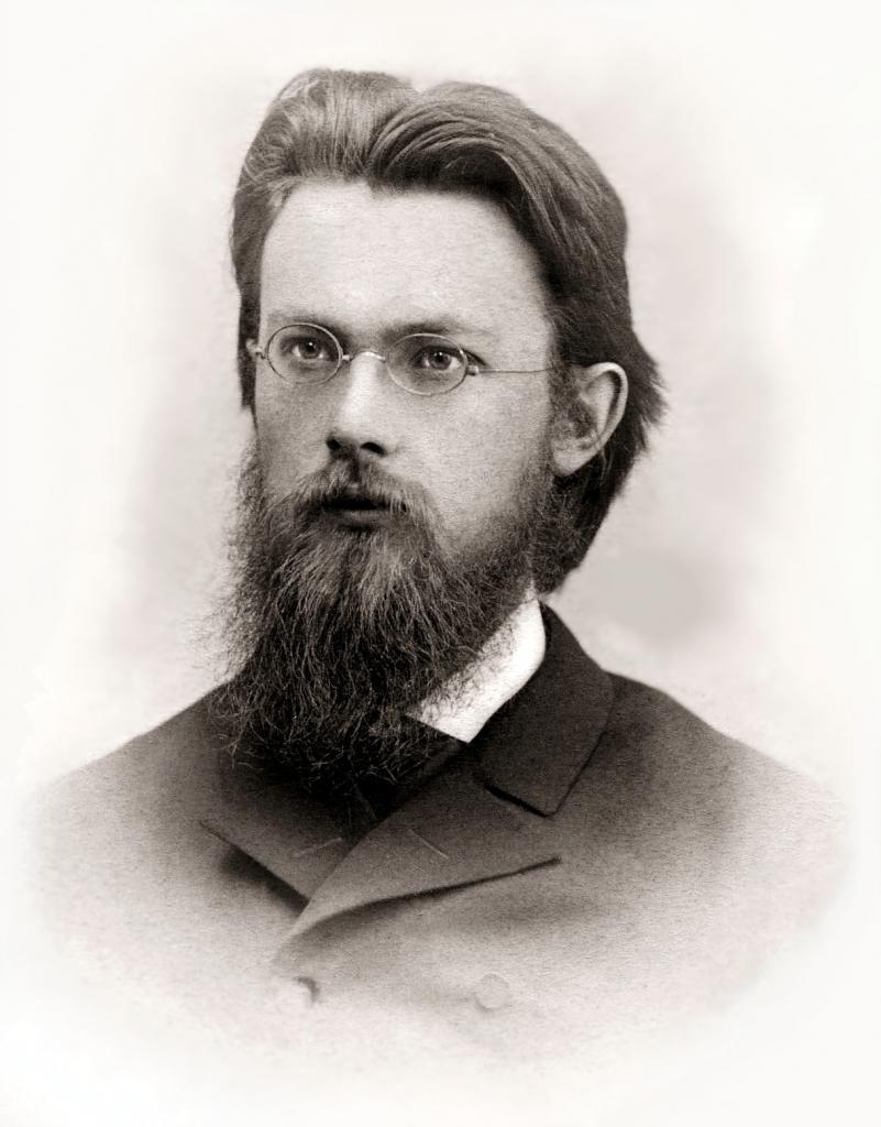 Молодой ученый В.И.Вернадский