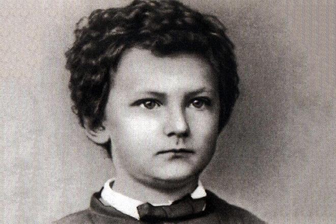 В.И.Вернадский в детстве